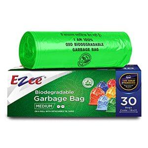 Easy Clean Degradable Garbage Bags 20s