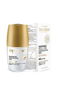 Beesline Whitening Roll On Hair Delaying Deo 50ml