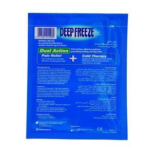 Mentholatum Deep Freeze Cold Patch 1pc