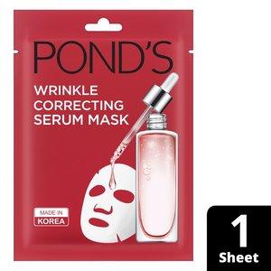 Wrinkle Correct Serum Face Mask 21ml