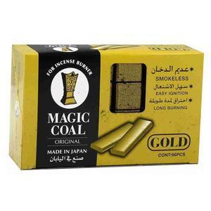 Magic Coal Charcoal For Bahoor & Shisha 60s