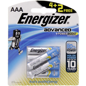 Energizer Battery Power Boost AA 1pc