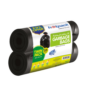 Hotpack Garbage Roll 80x110cm - 2x15s