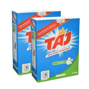 Taj Washing Powder Front Load Orignal 2x2.5kg