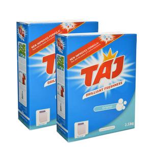 Taj Washing Powder Top Load Orignal 2x2.5kg