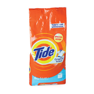 Tide Washing Powder Power With Blue Top Load 6kg