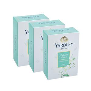 Yardley Soap Assorted 3x100g