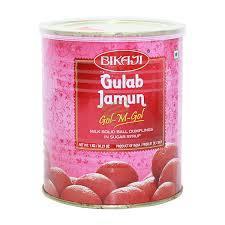 Bikaji Gulab Jamun 1kg