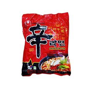 Nongshim Shin Ramyun Noodles 5x120g