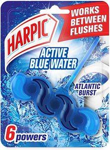 Harpic Blue Water Toilet Block 3x35g