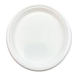 Sunny Foam Plate Plain 7 Inch 25s