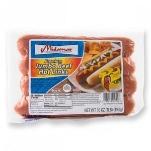 Al Islami Jumbo Beef Hotdog 425g