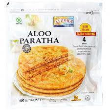 Ashoka Aloo Paratha 3x400g