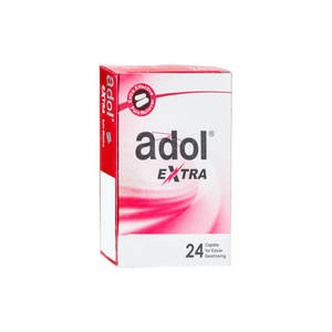 Adol Tablet Extra 24s