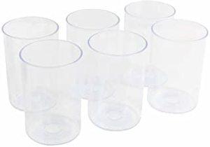 Sunny Plastic Glass 50s