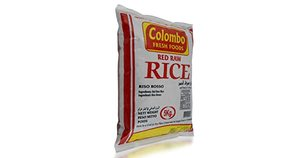 Colombo Red Raw Rice 5kg