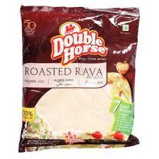 Double Horse Rosted Rava 1kg