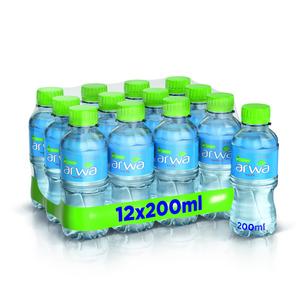 Arwa Drinking Water 12x200ml