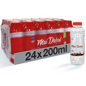 Mai Dubai Bottled Drinking Water 24x200ml