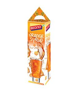 Orange Syrup 1000ml
