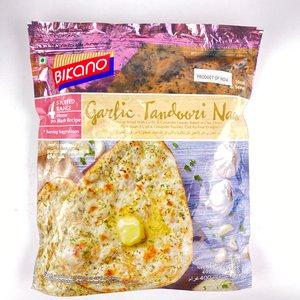 Tandoori Garlic Naan 400g