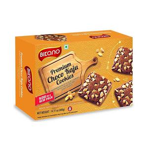 Premium Cookies Choco Kaju 400g