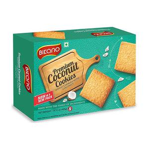 Premium Cookies Coconut 400g