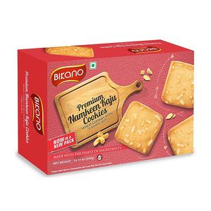 Premium Namkeen Kaju Cookies 400g