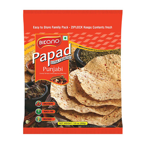 Papad Punjabi 200g