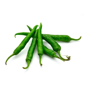 Chilli Green Long Middle East 1kg pkt