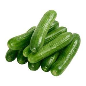 Organic Cucumber UAE 500g pkt