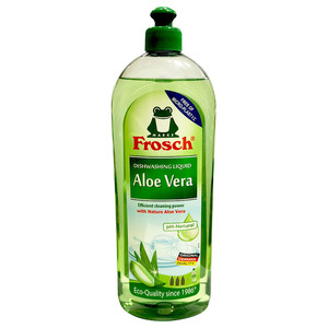 Frosch Aloe Vera Dishwashing Liquid 750ml