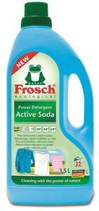 Frosch Power Active Soda Liquid Detergent 1.5L