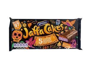 Mcvitie's Jaffa Zingy Mini Roll 5s