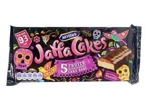 Mcvitie's Jaffa Mini Roll Blakcurrant 5s