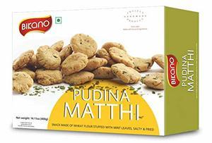 Pudina Mathi 300g