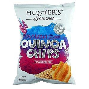 Hunter's Quinoa Peruvian Pink Salt Chips 75g