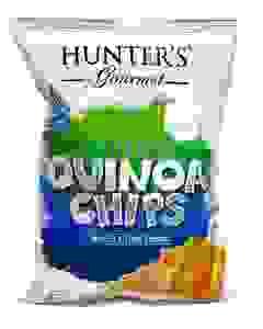Hunter's Quinoa Sea Salt Cider Vinegar Chips 75g
