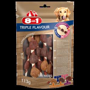 8In1 Triple Flavour Skewers 60g