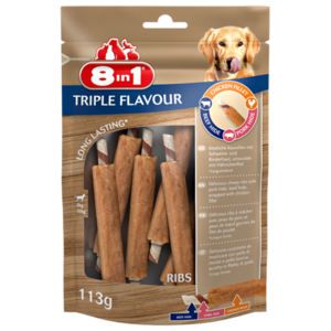 8In1 Triple Flavour Ribs 60g