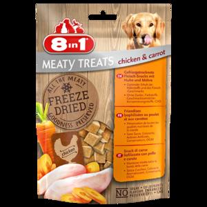 8In1 Meaty Treats Chicken 50g