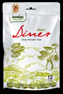 """Dentalight 3"""" Fruit Diner Tasty Avocado Treat 80g"""