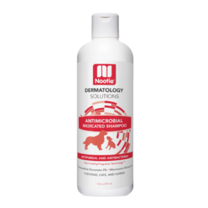 Nootie Medicated Antimicrobial Shampoo 16oz