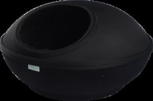 Nutrapet Space Shuttle Pod Bed Black 2kg