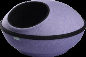 Nutrapet Space Shuttle Pod Bed Purple 2kg