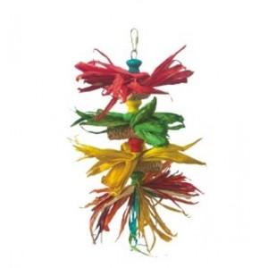 Nutra Pet Hanging Bird Toy L35*W15Cms