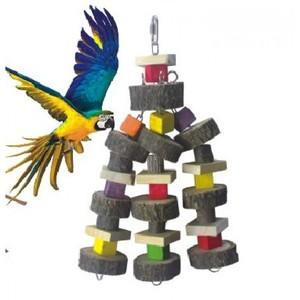 Nutra Pet Hanging Bird Toy L31*W12Cms