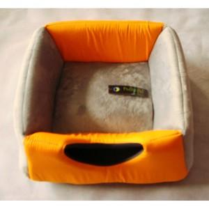 Nutrapet Catnap Convertible Grey/Orange 41*41*30Cms