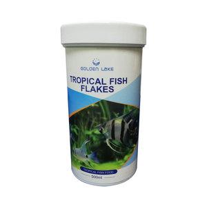 Golden Lake Tropical Fish Flake 500ml