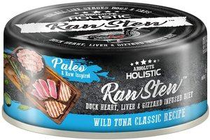 Absolute Holistic Rawstew Wild TunaClassic Recipe 80g